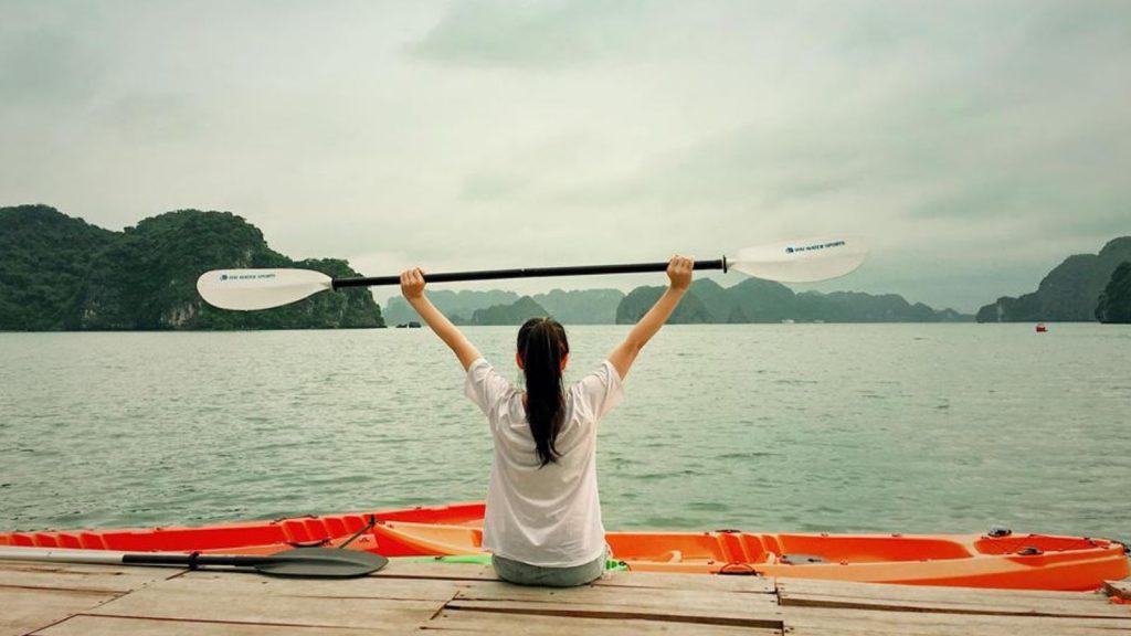 tra bau fishing village